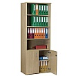 Braemar II Combination Cupboard 5 Shelf