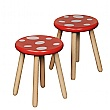 Toad Stool (Pack Of 2)