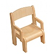 Classroom Armchair Size 00 (Pack Of 2)