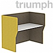 Triumph Rectangular Phonic Acoustic Single Pod