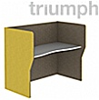 Triumph Double Wave Phonic Acoustic Single Pod