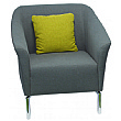 NEXT DAY Halcyon Fabric Reception Armchair