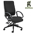 Gresham Platinum Plus Squared High Back Office Chair
