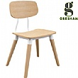 Gresham Hour 4 Leg Wooden Chairs
