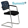 Summit Eeso Cantilever Conference Chair