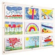 ClearView Acrylic Classroom Display Boards